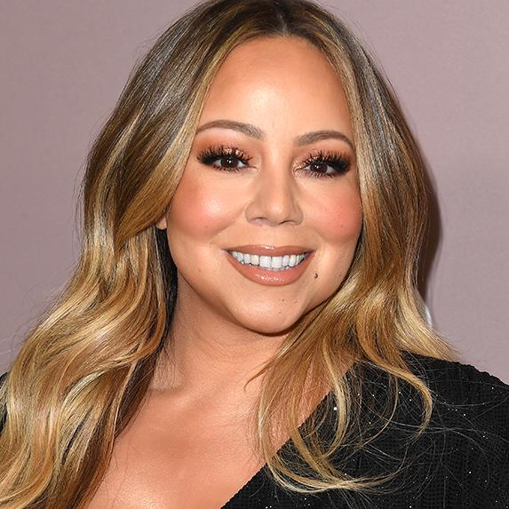 Mariah Carey's plump pout