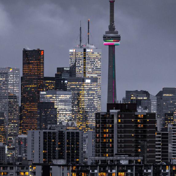 Toronto slang: Wagwan