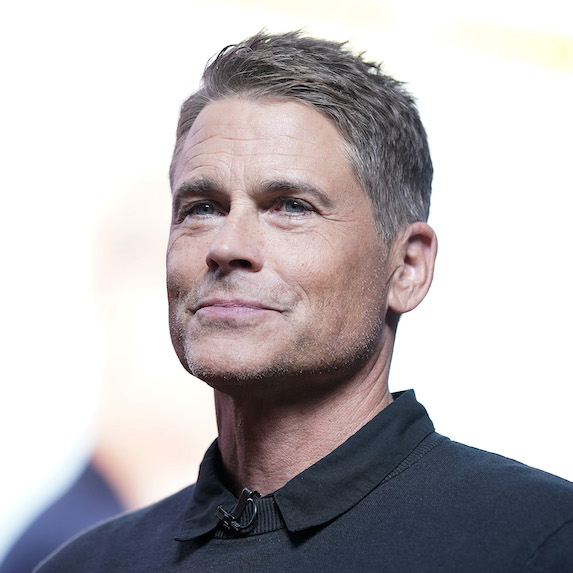 Rob Lowe met Bigfoot