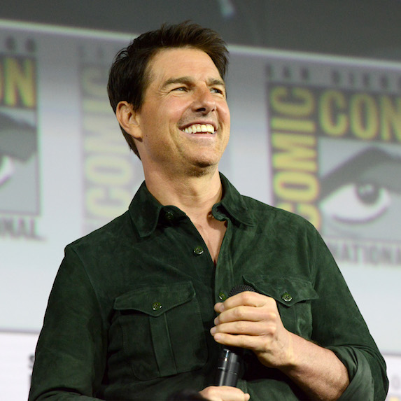 Tom Cruise spent $200K on a sonogram machine spy on Katie Holmes' womb