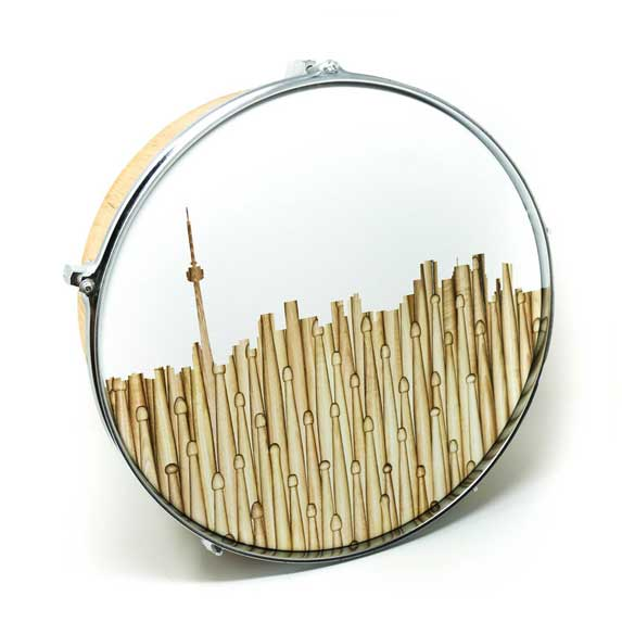 Stick City from Sgt. Nick's Drum Shop