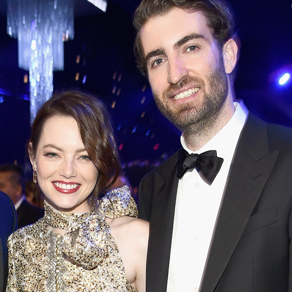 Emma Stone engaged to Dave McCary