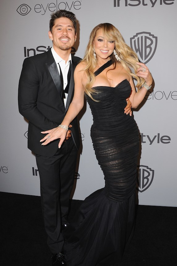 Mariah Carey in 2018