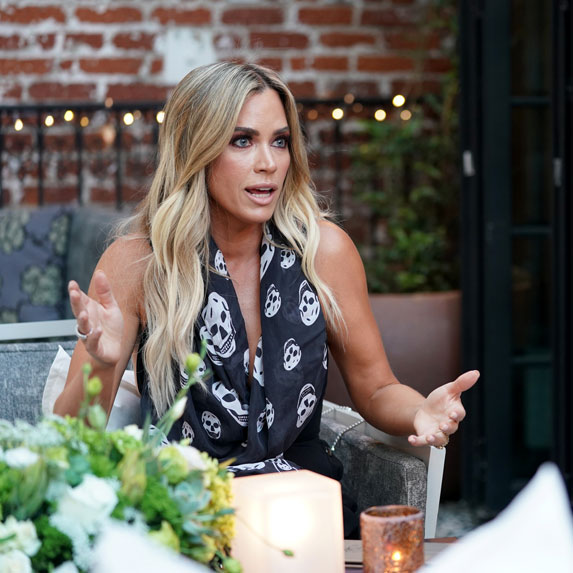 Teddi Mellencamp on The Real Housewives of Beverly Hills
