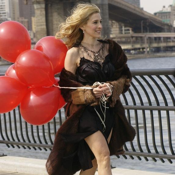 Character: Carrie Bradshaw (Sarah Jessica Parker)