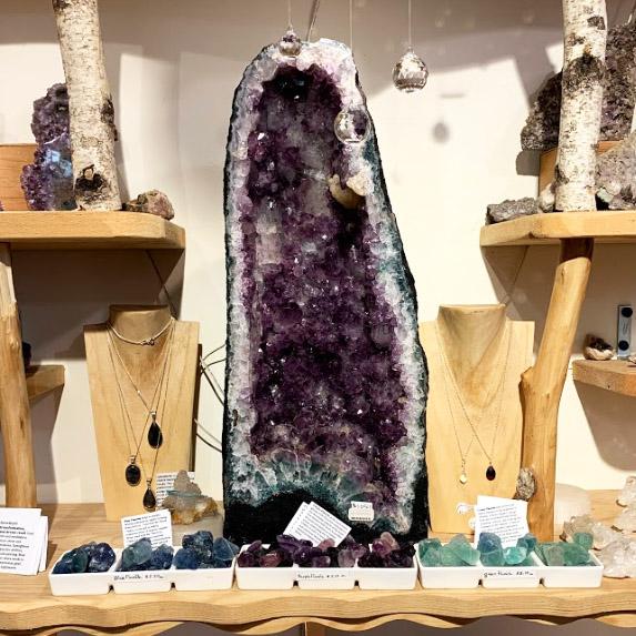 Crystals from kensington market