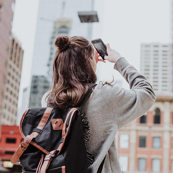 "The ""Social media fraud"" traveller"