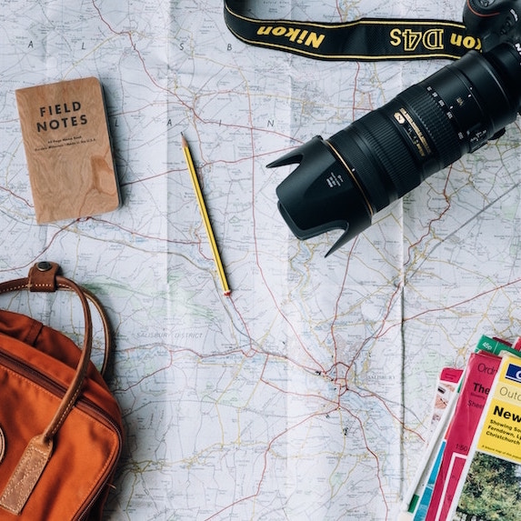 Consider your travel personality