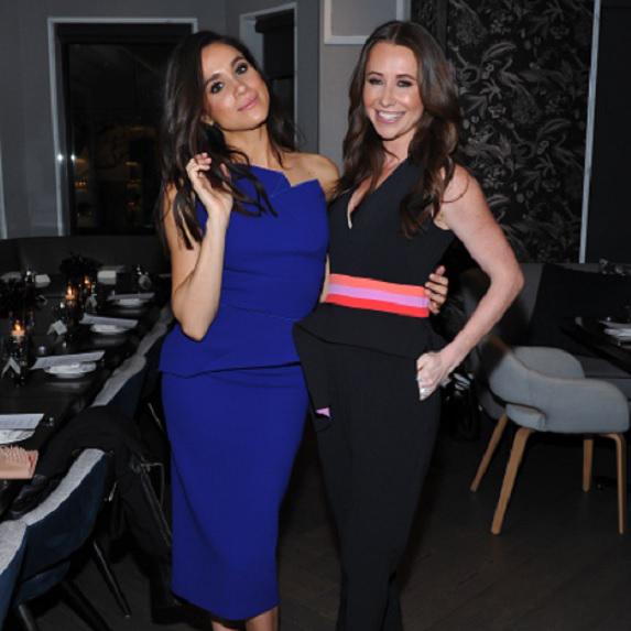 Meghan Markle and Jessica Mulroney