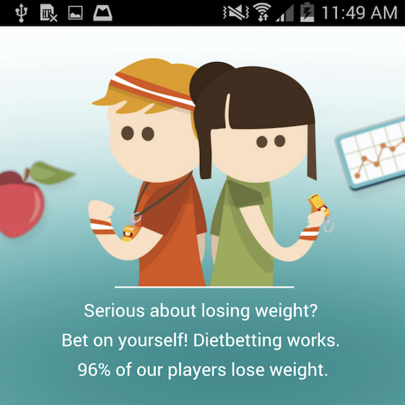 Slimming Down: DietBet