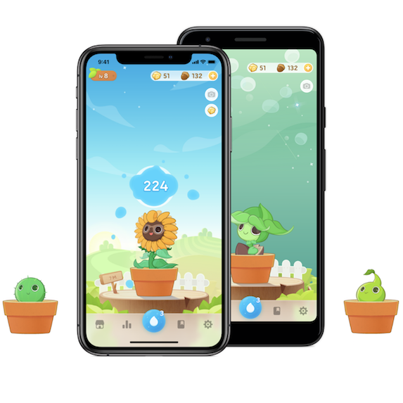 Staying Hydrated: Plant Nanny