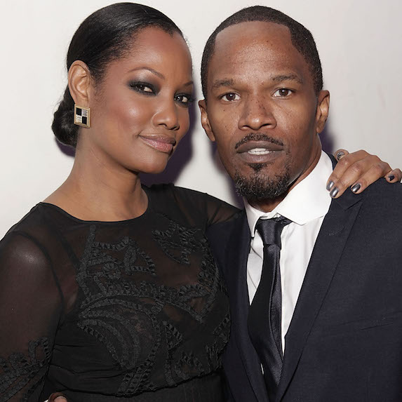 Jamie Foxx is her ride or die