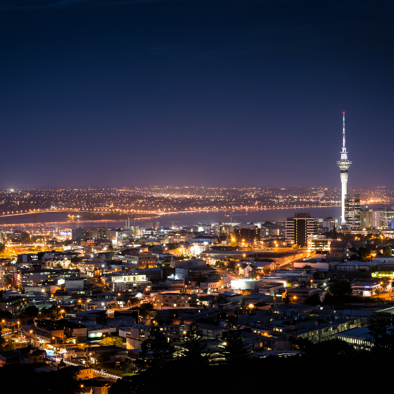 Capricorn: Auckland, New Zealand