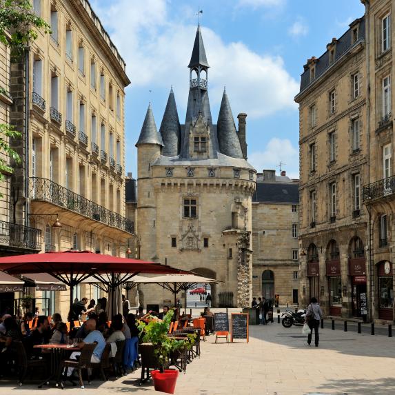Taurus: Bordeaux, France