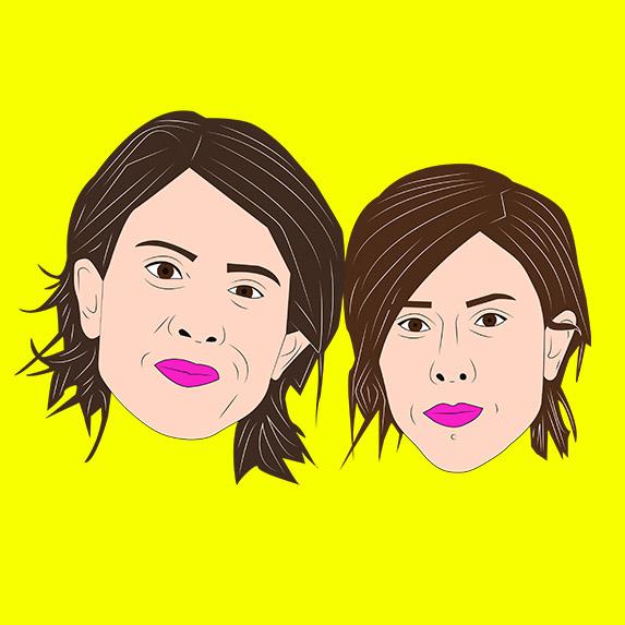 Virgo: Tegan and Sara