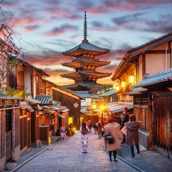 Scorpio: Kyoto, Japan