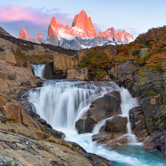 Sagittarius: Patagonia, Chile and Argentina