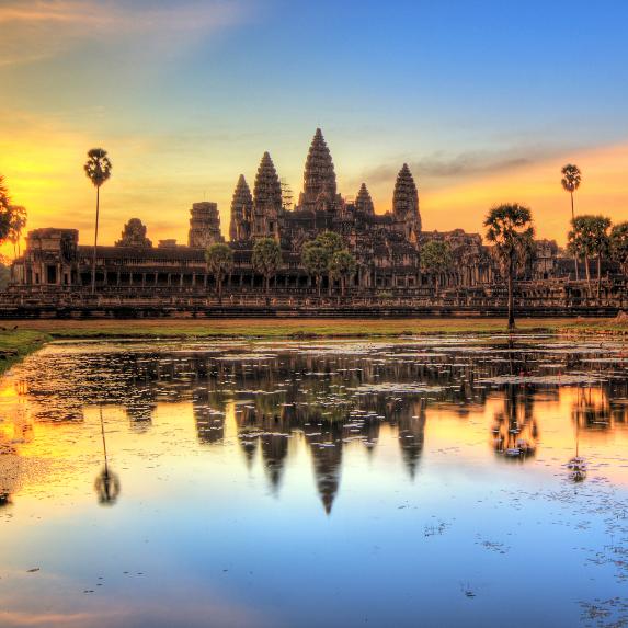 Pisces: Siem Reap, Cambodia