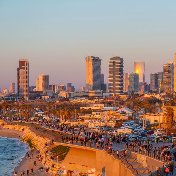 Gemini: Tel Aviv, Israel