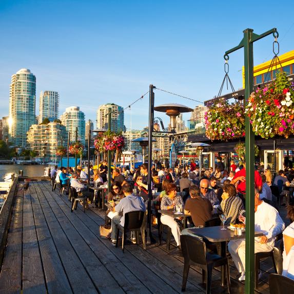 Aquarius: Vancouver, British Columbia