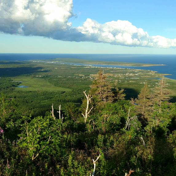 Nova Scotia: Acadian Trail, Cape Breton Highlands National Park