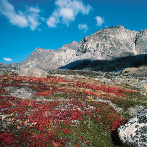 Nunavut: Apex Trail, Iqaluit