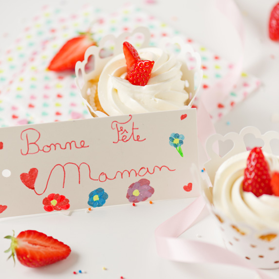Mother's Day treats in France