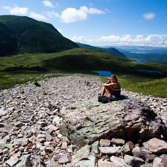 Newfoundland and Labrador: Gros Morne Mountain Trail, Gros Morne National Park