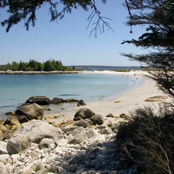 Nova Scotia: Port Joli Head, Kejimkujik National Park