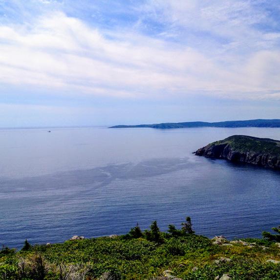 Newfoundland and Labrador: Sugarloaf Path, St. John's