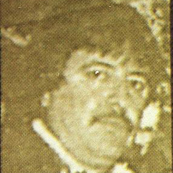An old photo of Amado Carrillo Fuentes