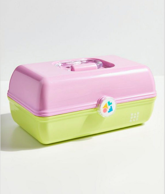 Caboodles makeup case from the '90s