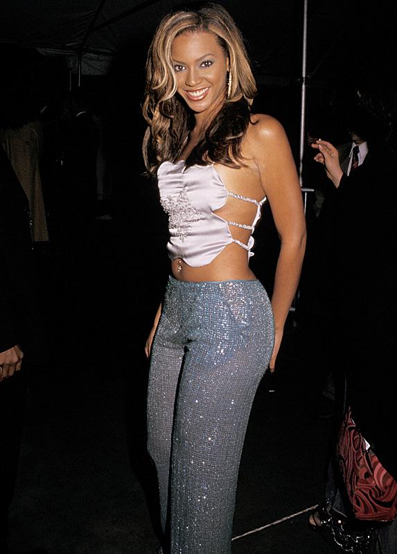 Beyoncé in 2000
