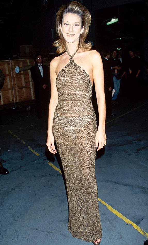 Céline Dion in 1997