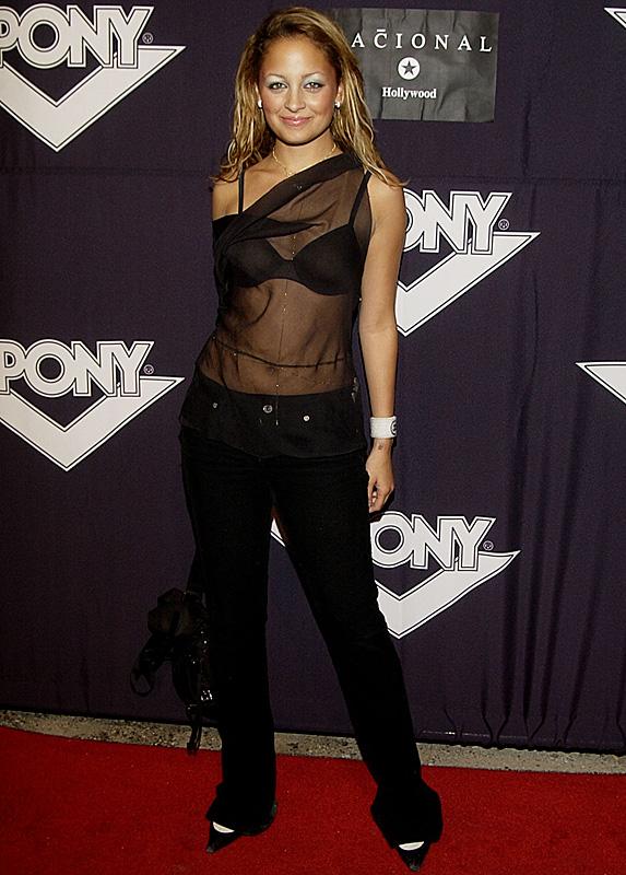 Nicole Richie in 2002