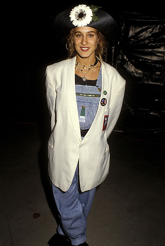 Sarah Jessica Parker in 1988