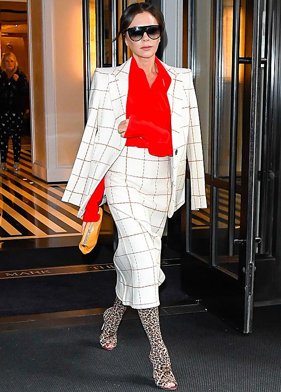 Victoria Beckham in 2019