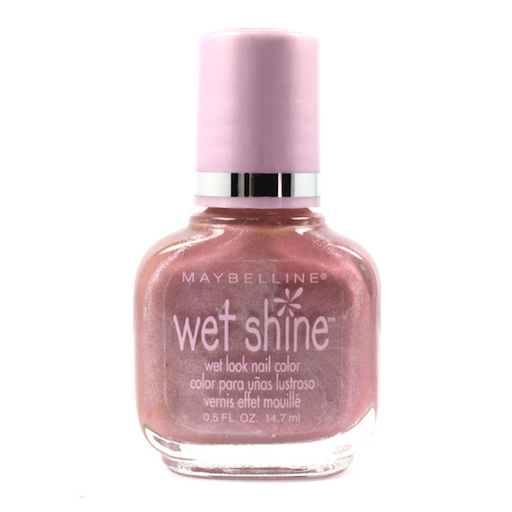 Maybelline Wet Shine nail polish form the '90s