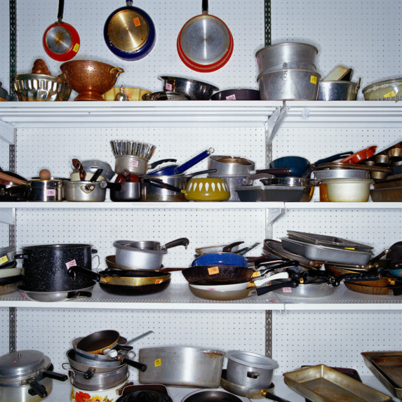 Used cookware
