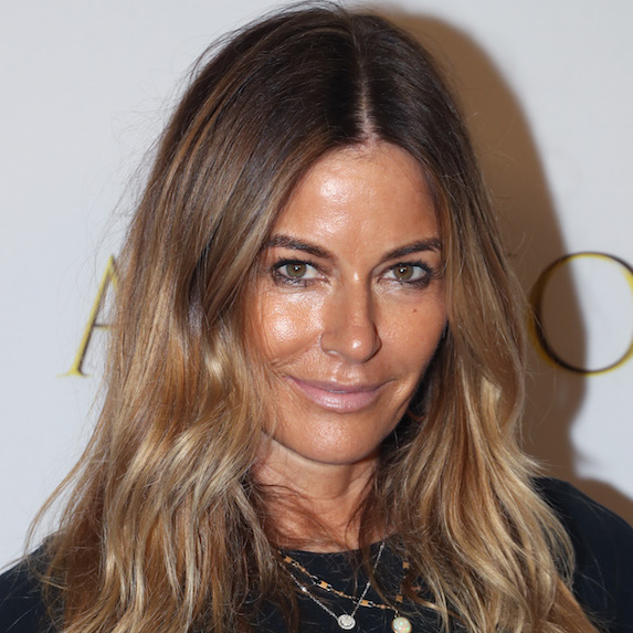 Kelly Bensimon taught me not to dominate the conversation