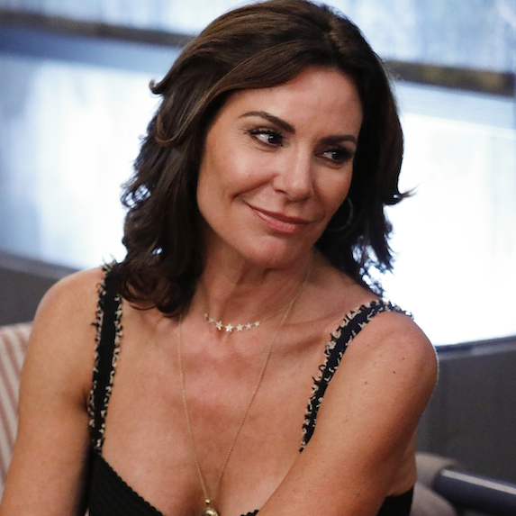 Luann de Lesseps taught me not to shoot the messenger