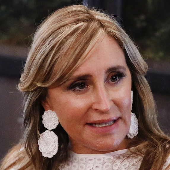 Sonja Morgan: arrested for driving under the influence