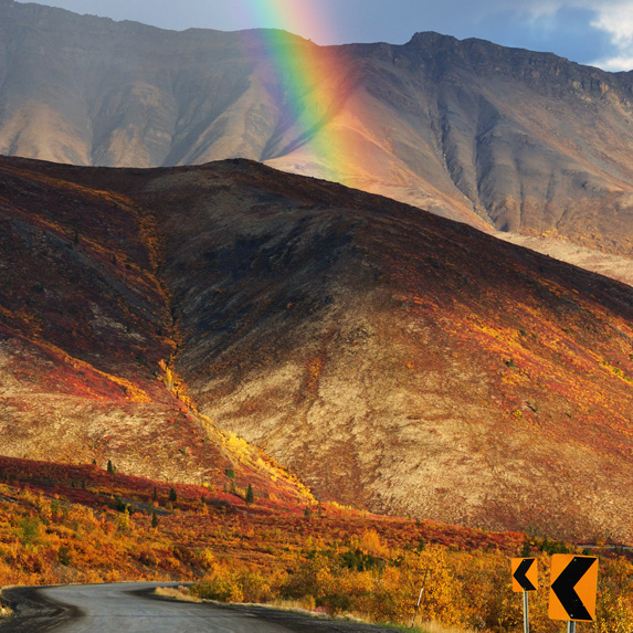 Dempster Highway, Yukon and Northwest Territories