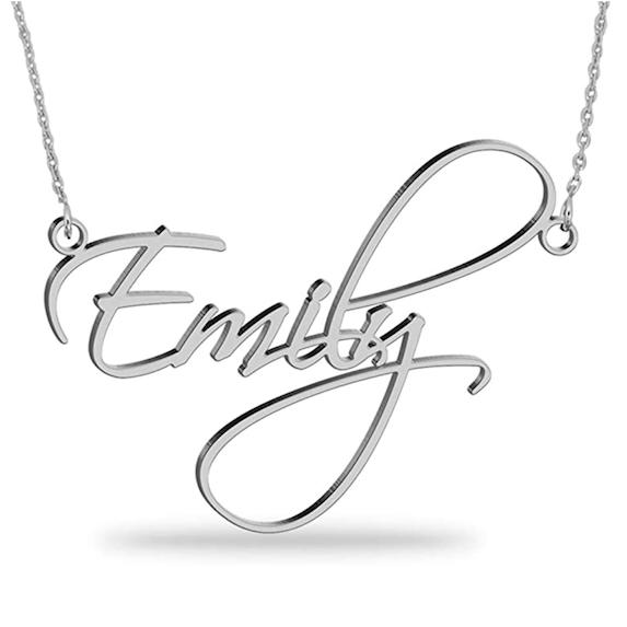 A Name Necklace