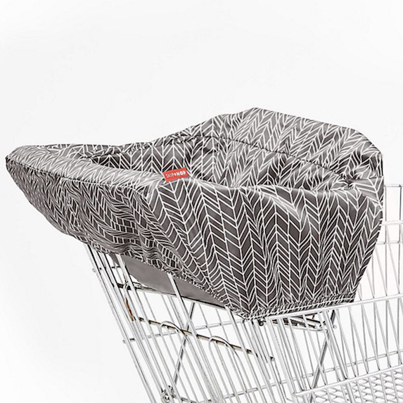 A High Chair and Shopping Cart Cover