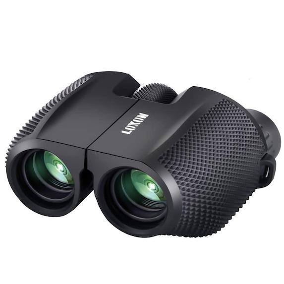 Some new binoculars