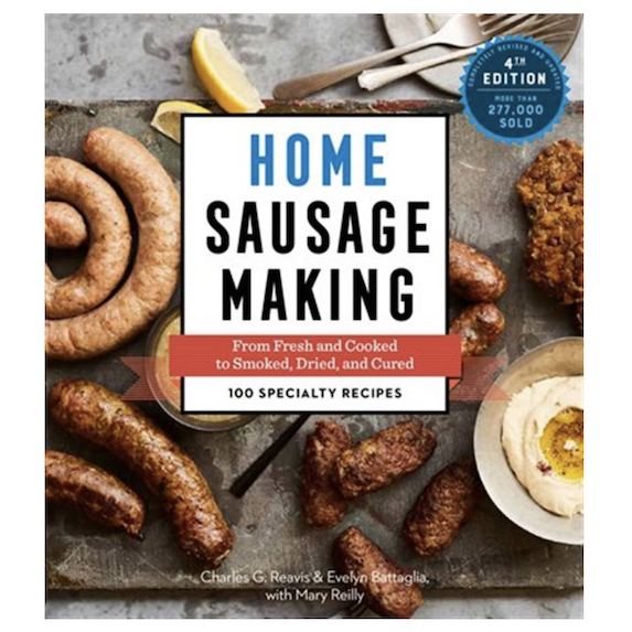 A meaty book