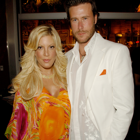 Tori Spelling and Dean McDermott at the 17th Annual MuchMusic Video Awards