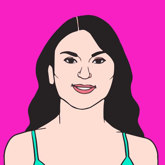 illustration of Tanya Tagaq