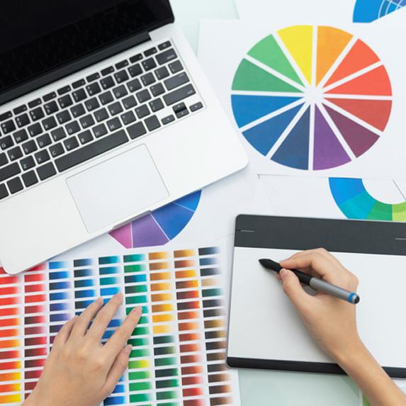 Use colour strategically